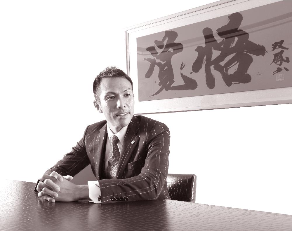 豊かな「食」で、人・社会・地球を生かす組織へ。覚悟をもって。大和商工株式会社 代表取締役・吉田 英司